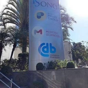 Banner impresso Campinas