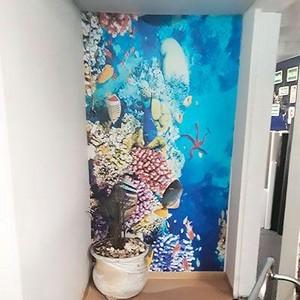 adesivo para parede